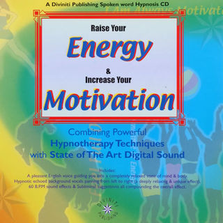 Energy & Motivation CD by Glenn Harrold
