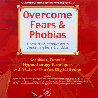 Overcome Fears & Phobias CD by Glenn Harrold