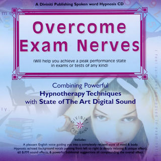 Overcome Exam Nerves by Glenn Harrold