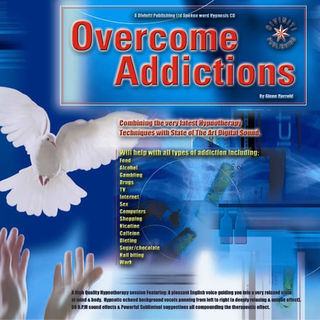 Overcome Addictions CD by Glenn Harrold