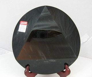 Very Special Star of David in Rainbow Obsidian