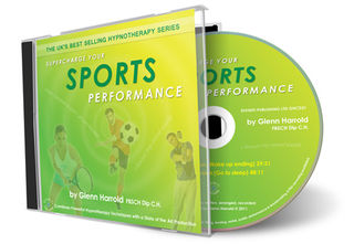 Supercharge Your Sports Performance CD by Glenn Harrold