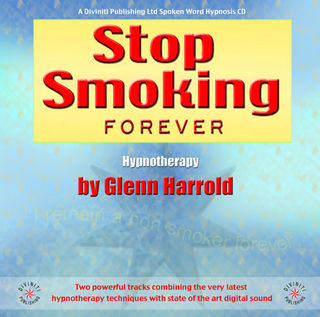 Stop Smoking CD by Glenn Harrold