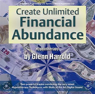 Create Financial Abundance CD by Glenn Harrold