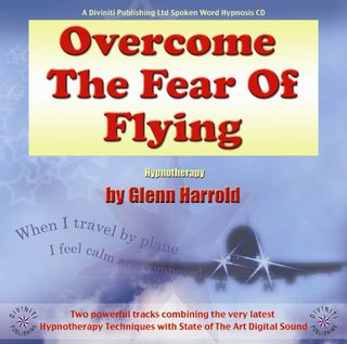 Overcome Fear of Flying CD by Glenn Harrold