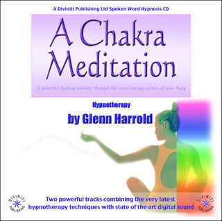 Chakra Meditation CD by Glenn Harrold