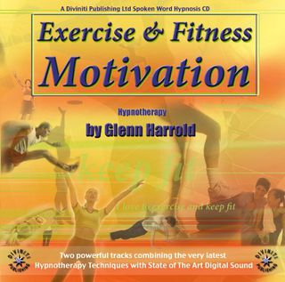 Exercise & Fitness Motivation CD by Glenn Harrold