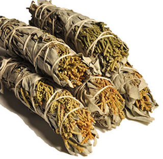 White Leaf Sage & Juniper Mix - Mini