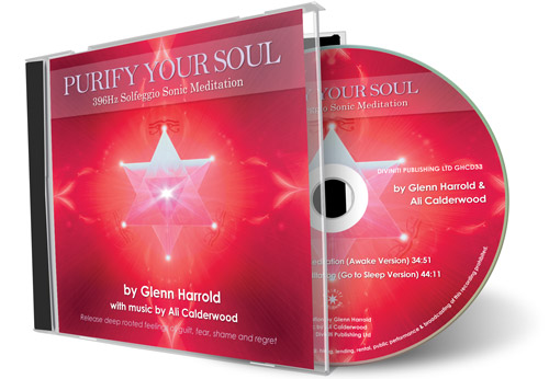 396 Solfeggio Meditation CD - Releasing Guilt & Fear
