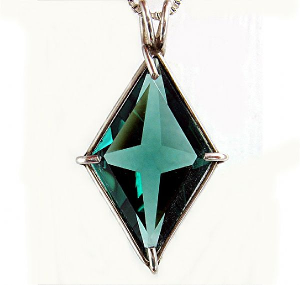 Ascension star vogel pendant green siberian quartz crystal ascension star vogel pendant green siberian quartz aloadofball Gallery