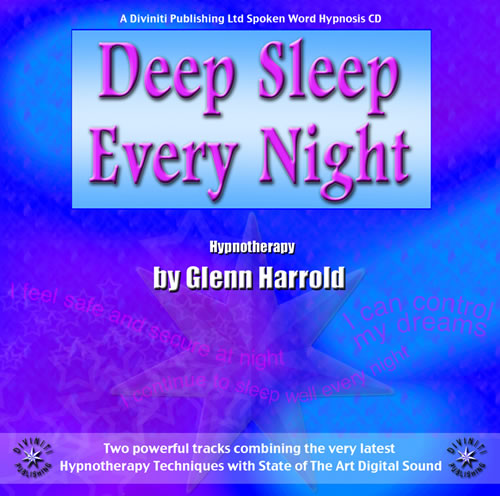 Deep Sleep Every Night CD by Glenn Harrold