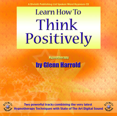 Think Positively CD by Glenn Harrold