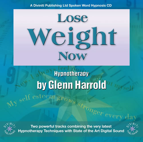 Lose Weight CD by Glenn Harrold