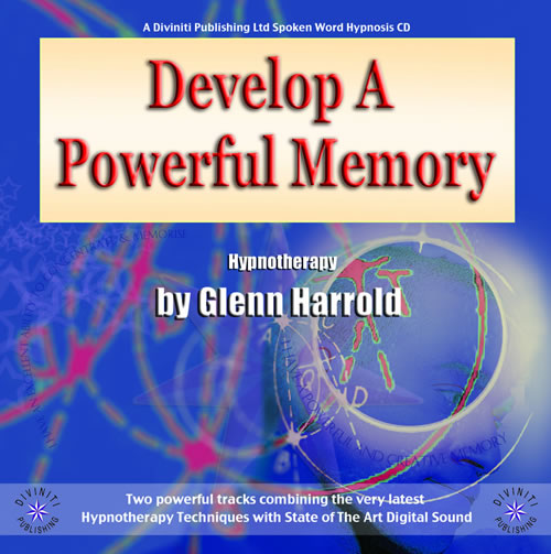 Develop a Powerful Memory CD by Glenn Harrold