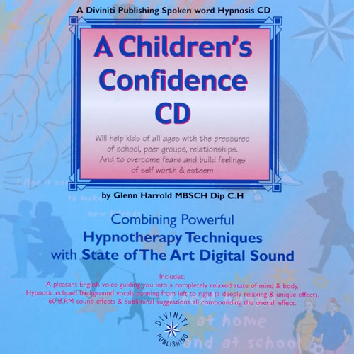 Children's Confidence CD by Glenn Harrold