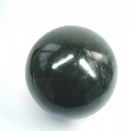 Green Tourmaline Sphere