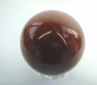 Red Jasper Sphere